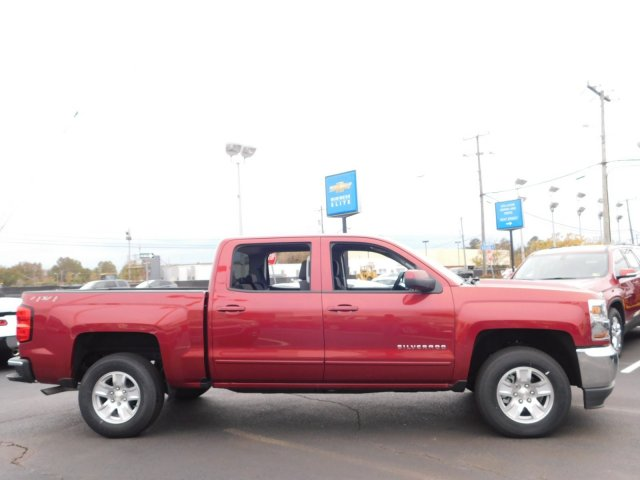 2018 Silverado 1500 Crew Cab 4x4,  Pickup #181340 - photo 3