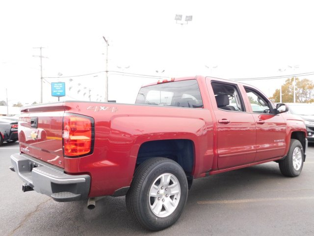 2018 Silverado 1500 Crew Cab 4x4,  Pickup #181340 - photo 2