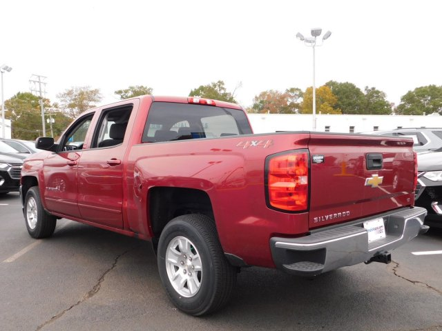 2018 Silverado 1500 Crew Cab 4x4,  Pickup #181340 - photo 5