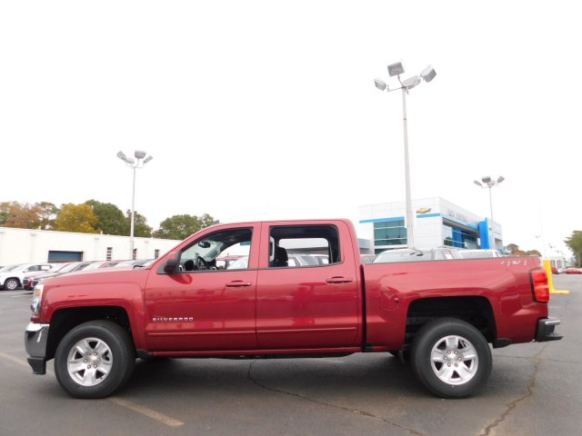 2018 Silverado 1500 Crew Cab 4x4,  Pickup #181340 - photo 6