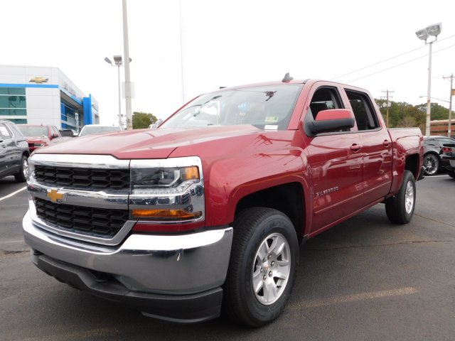 2018 Silverado 1500 Crew Cab 4x4,  Pickup #181340 - photo 7
