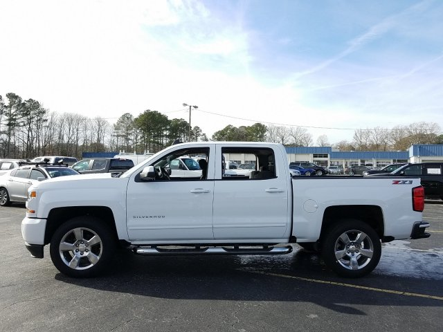 2018 Silverado 1500 Crew Cab 4x4,  Pickup #181355 - photo 6