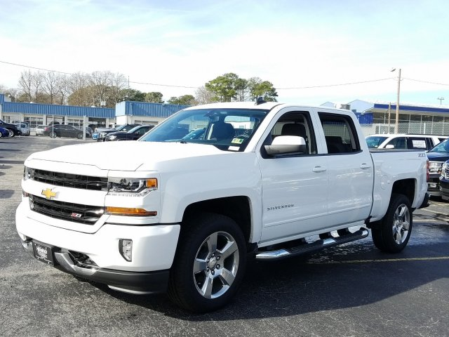 2018 Silverado 1500 Crew Cab 4x4,  Pickup #181355 - photo 7