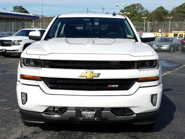2018 Silverado 1500 Crew Cab 4x4,  Pickup #181355 - photo 8