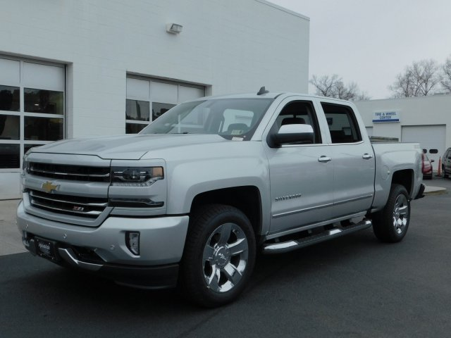 2018 Silverado 1500 Crew Cab 4x4,  Pickup #181360 - photo 7