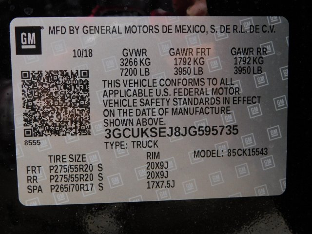 2018 Silverado 1500 Crew Cab 4x4,  Pickup #181372 - photo 48