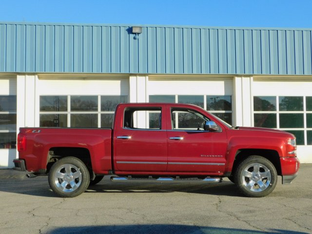 2018 Silverado 1500 Crew Cab 4x4,  Pickup #181377 - photo 3