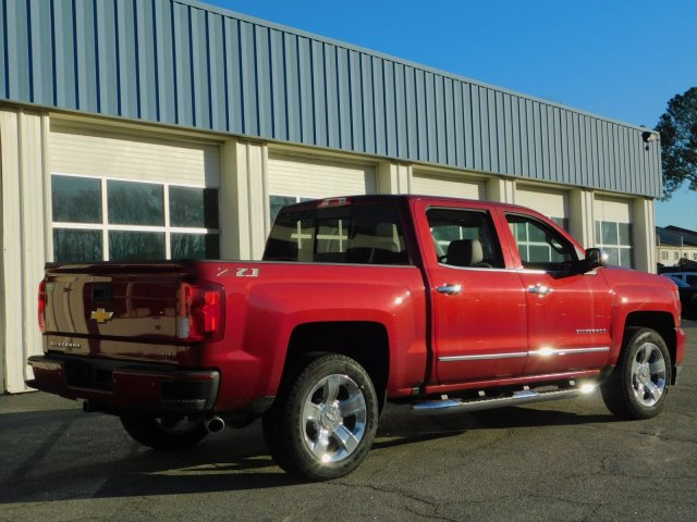 2018 Silverado 1500 Crew Cab 4x4,  Pickup #181377 - photo 2