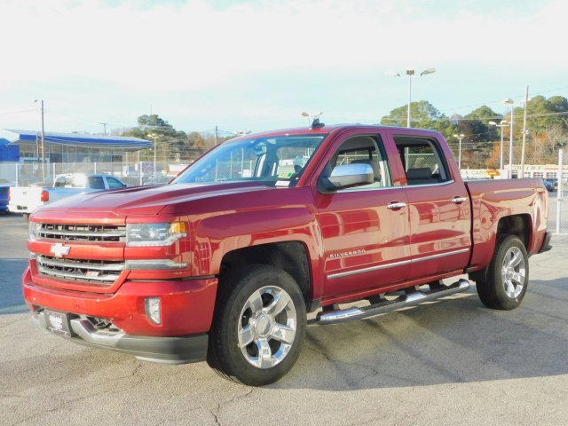 2018 Silverado 1500 Crew Cab 4x4,  Pickup #181377 - photo 7