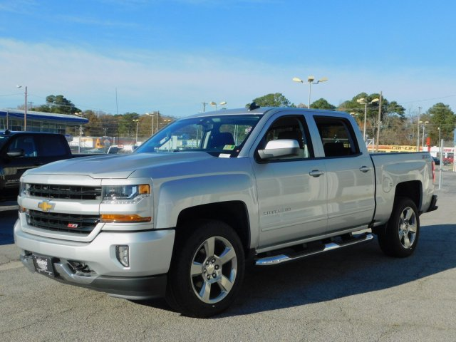 2018 Silverado 1500 Crew Cab 4x4,  Pickup #181378 - photo 7
