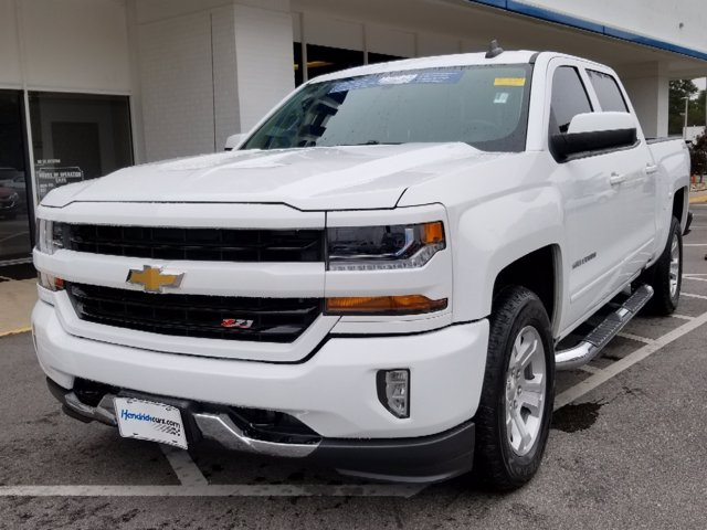 2018 Silverado 1500 Crew Cab 4x4,  Pickup #181379 - photo 3