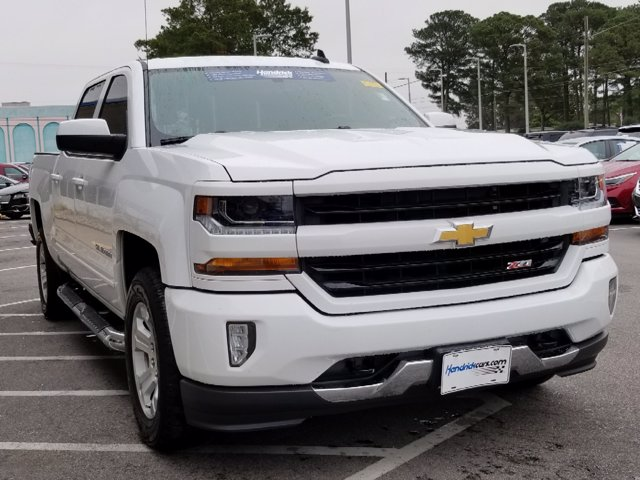 2018 Silverado 1500 Crew Cab 4x4,  Pickup #181379 - photo 7
