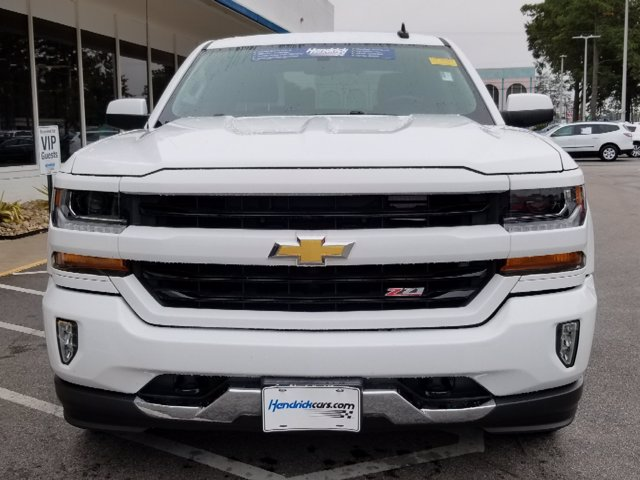 2018 Silverado 1500 Crew Cab 4x4,  Pickup #181379 - photo 8