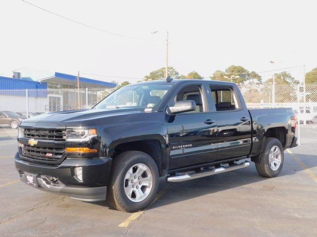 2018 Silverado 1500 Crew Cab 4x4,  Pickup #181382 - photo 7