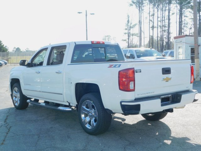 2018 Silverado 1500 Crew Cab 4x4,  Pickup #181393 - photo 5