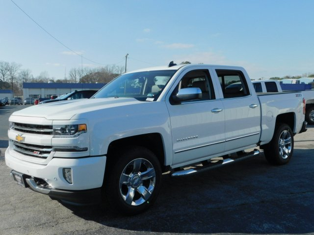 2018 Silverado 1500 Crew Cab 4x4,  Pickup #181393 - photo 7