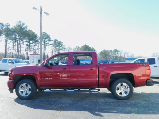 2018 Silverado 1500 Crew Cab 4x4,  Pickup #181396 - photo 6