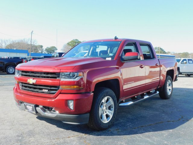 2018 Silverado 1500 Crew Cab 4x4,  Pickup #181396 - photo 7