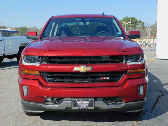 2018 Silverado 1500 Crew Cab 4x4,  Pickup #181396 - photo 8