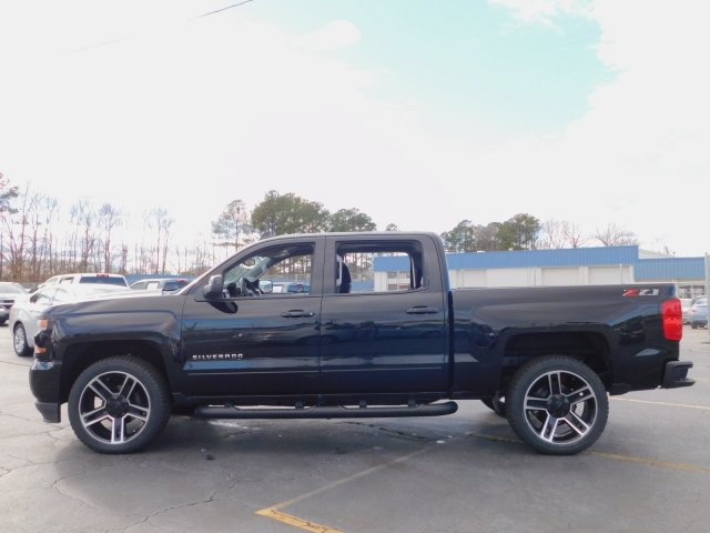 2018 Silverado 1500 Crew Cab 4x4,  Pickup #181414 - photo 6
