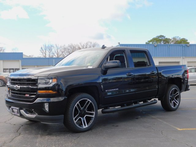 2018 Silverado 1500 Crew Cab 4x4,  Pickup #181414 - photo 7