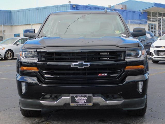2018 Silverado 1500 Crew Cab 4x4,  Pickup #181414 - photo 8