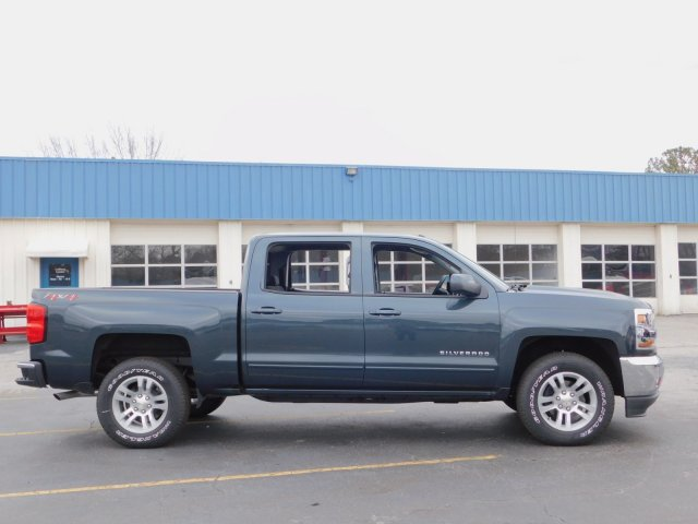 2018 Silverado 1500 Crew Cab 4x4,  Pickup #181429 - photo 3