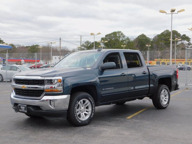 2018 Silverado 1500 Crew Cab 4x4,  Pickup #181429 - photo 7
