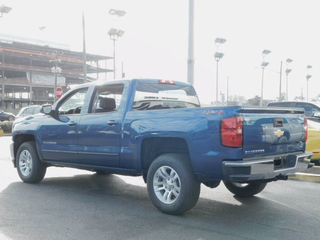 2018 Silverado 1500 Crew Cab 4x4,  Pickup #181447 - photo 5