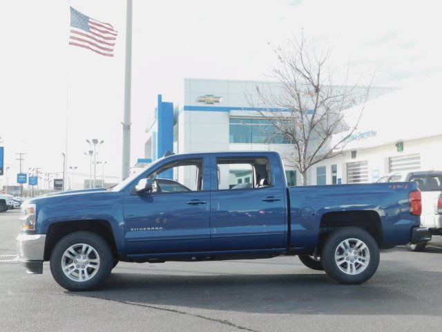 2018 Silverado 1500 Crew Cab 4x4,  Pickup #181447 - photo 6