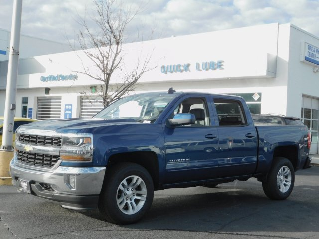 2018 Silverado 1500 Crew Cab 4x4,  Pickup #181447 - photo 7