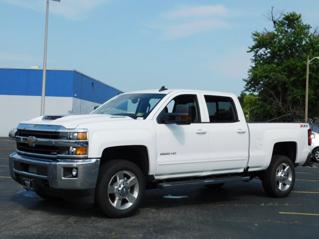 2019 Silverado 2500 Crew Cab 4x4,  Pickup #190048 - photo 3