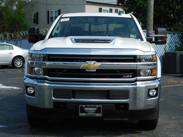 2019 Silverado 2500 Crew Cab 4x4,  Pickup #190048 - photo 9