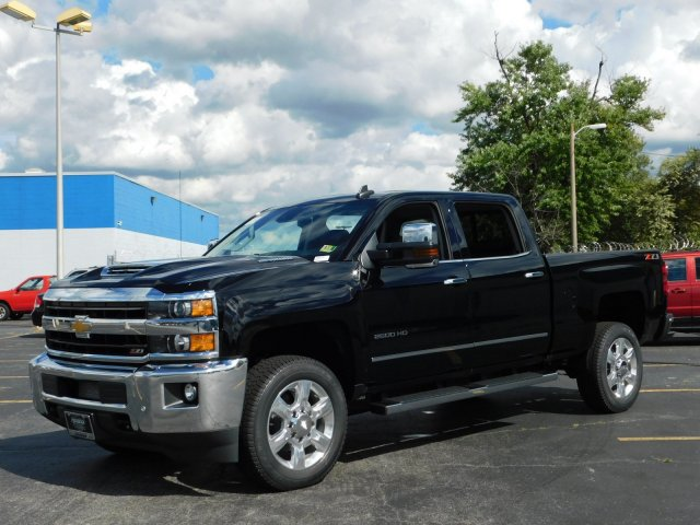 2019 Silverado 2500 Crew Cab 4x4,  Pickup #190077 - photo 7