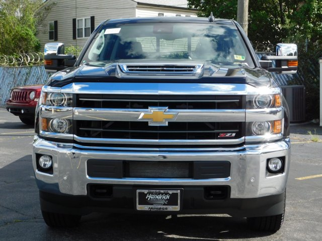 2019 Silverado 2500 Crew Cab 4x4,  Pickup #190077 - photo 8