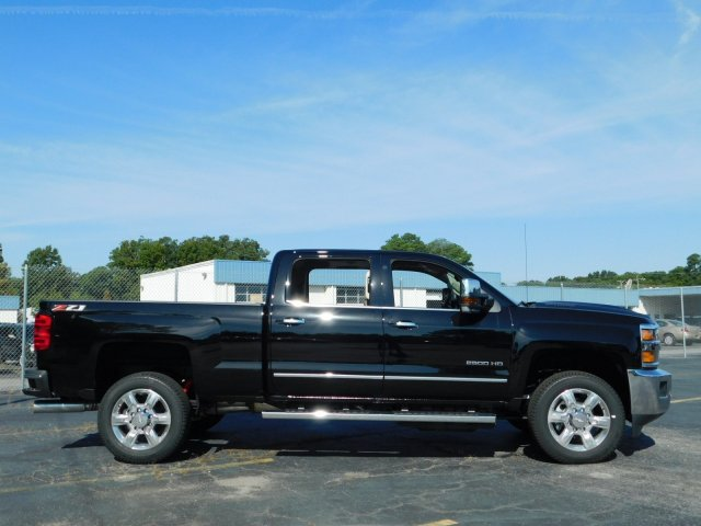 2019 Silverado 2500 Crew Cab 4x4,  Pickup #190105 - photo 3