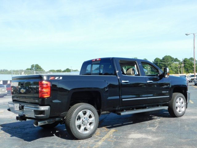 2019 Silverado 2500 Crew Cab 4x4,  Pickup #190105 - photo 2