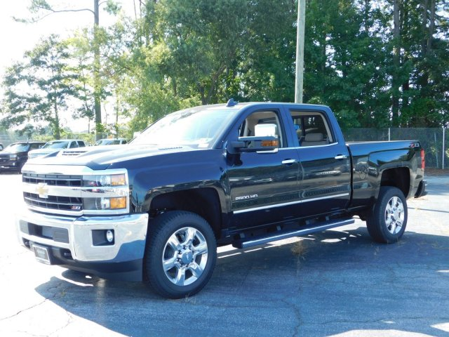 2019 Silverado 2500 Crew Cab 4x4,  Pickup #190105 - photo 7