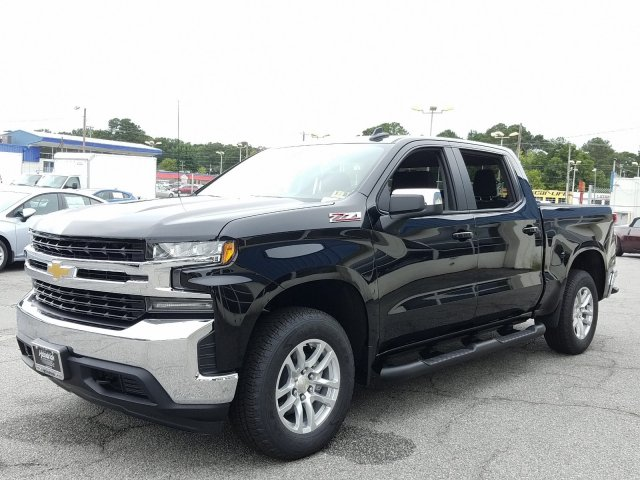 2019 Silverado 1500 Crew Cab 4x4,  Pickup #190175 - photo 7