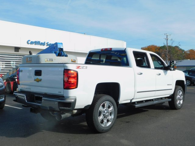 2019 Silverado 2500 Crew Cab 4x4,  Pickup #190210 - photo 2