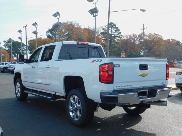 2019 Silverado 2500 Crew Cab 4x4,  Pickup #190210 - photo 5