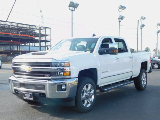 2019 Silverado 2500 Crew Cab 4x4,  Pickup #190210 - photo 7