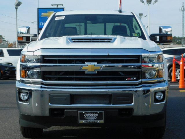 2019 Silverado 2500 Crew Cab 4x4,  Pickup #190210 - photo 8