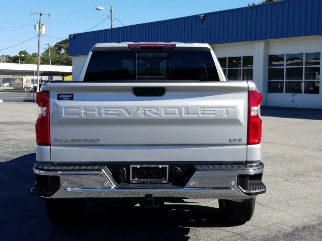 2019 Silverado 1500 Crew Cab 4x4,  Pickup #190213 - photo 4