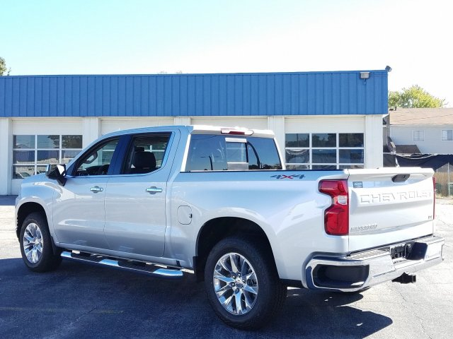 2019 Silverado 1500 Crew Cab 4x4,  Pickup #190213 - photo 5