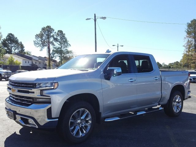 2019 Silverado 1500 Crew Cab 4x4,  Pickup #190213 - photo 7