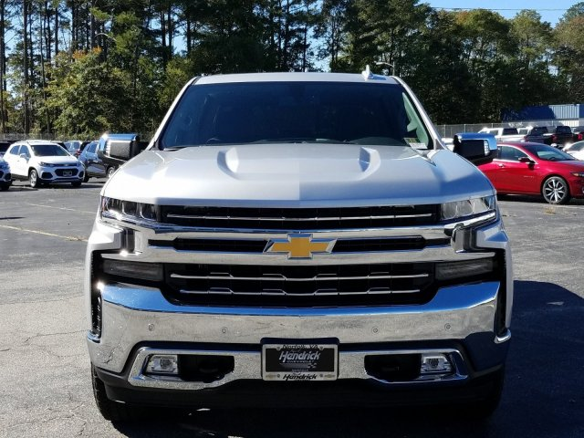 2019 Silverado 1500 Crew Cab 4x4,  Pickup #190213 - photo 8