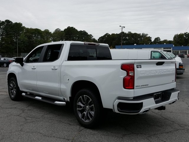 2019 Silverado 1500 Crew Cab 4x4,  Pickup #190222 - photo 5
