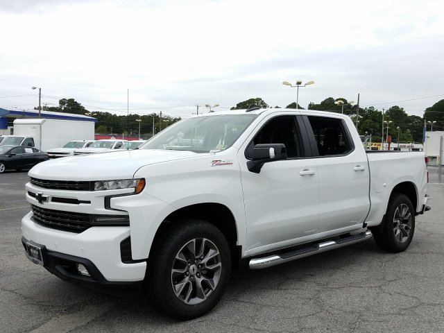 2019 Silverado 1500 Crew Cab 4x4,  Pickup #190222 - photo 7