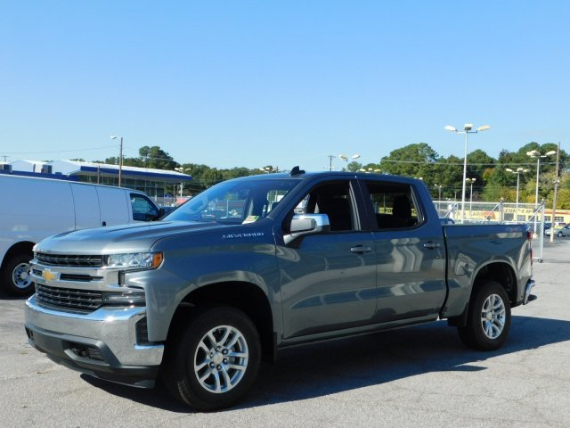 2019 Silverado 1500 Crew Cab 4x4,  Pickup #190271 - photo 7